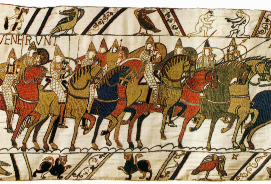 10 things you Probably didn't know about the Normans